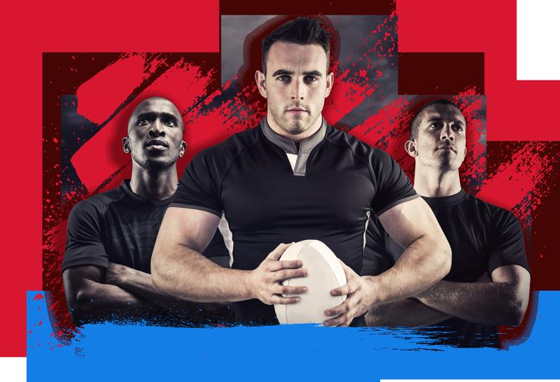 Squadra rugby torneo jesolo